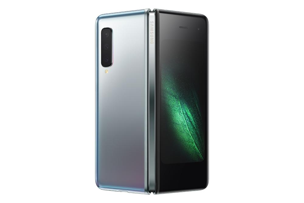 '갤럭시 폴드 5G' 제품 이미지
