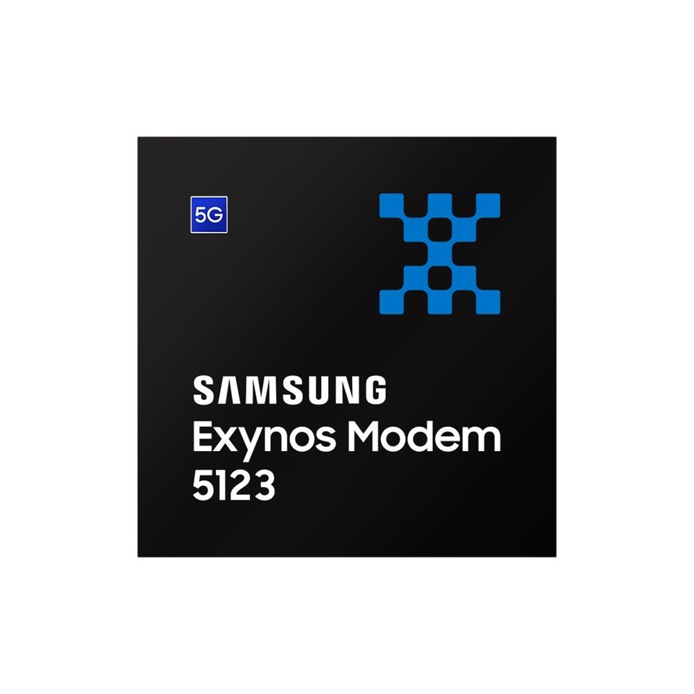 삼성전자 5G 통신칩 '엑시노스(Exynos) 모뎀 5123'