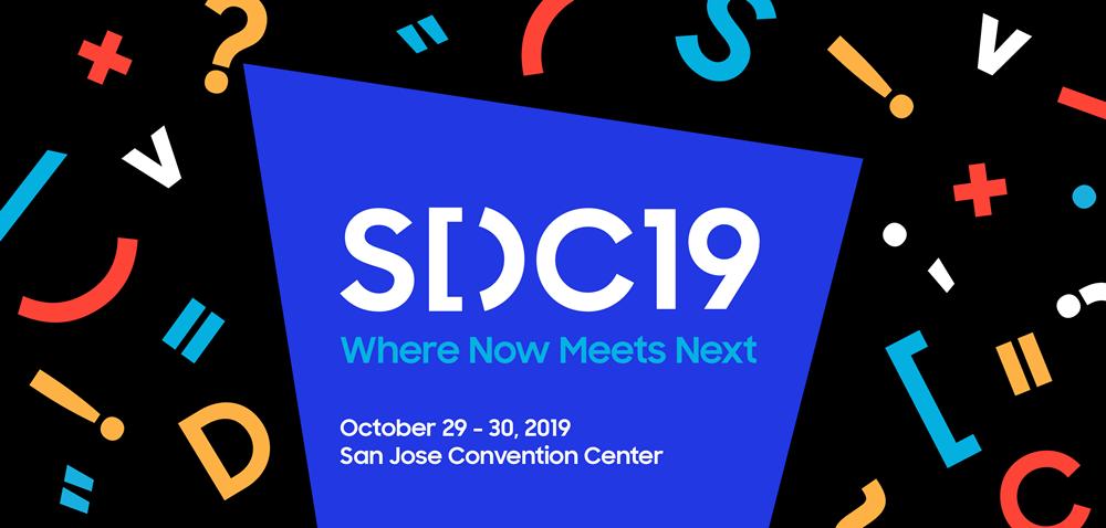 삼성 개발자 콘퍼런스 2019 로고