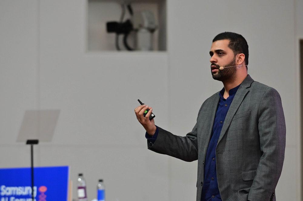 스코틀랜드 에든버러 대학 바이샥 벨(Vaishak Belle) 교수