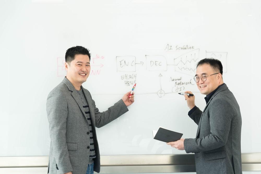 삼성리서치 비주얼 테크놀로지 팀 박영오 연구원