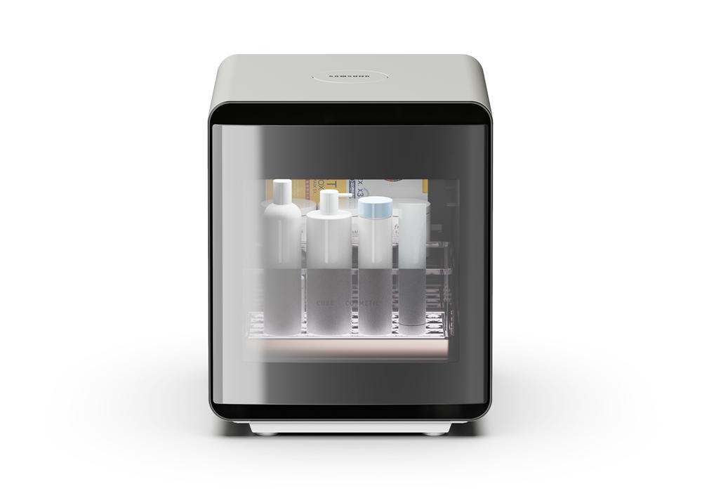 삼성전자 신규 라이프스타일 가전 '뷰티큐브' 냉장고