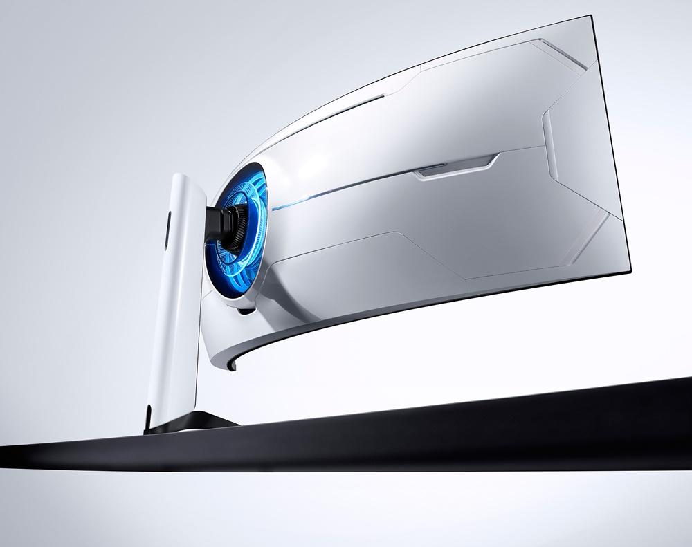 삼성전자 게이밍 모니터 '오디세이 G9' 제품 사진