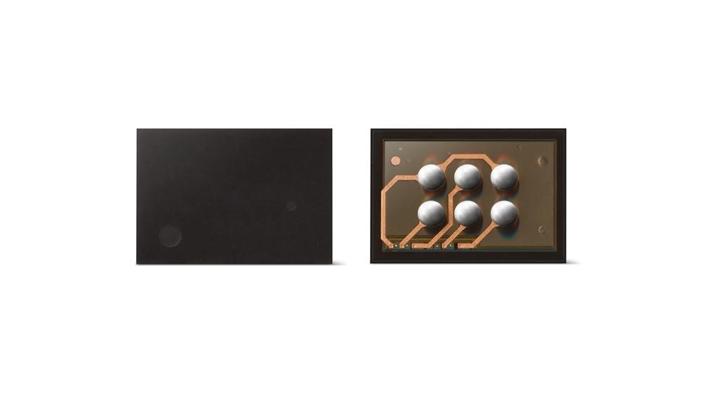 삼성전자의 모바일용 보안칩 'S3K250AF'