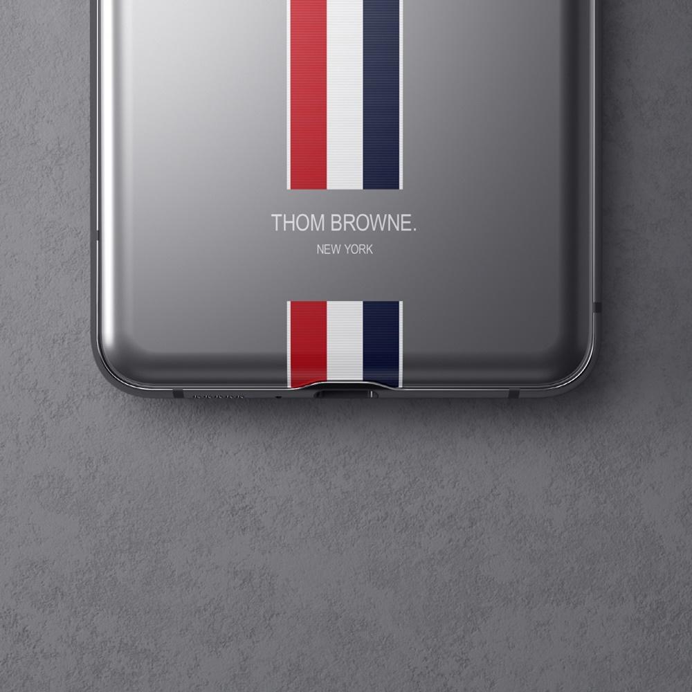 삼성 갤럭시 Z 플립 톰 브라운 에디션 이미지