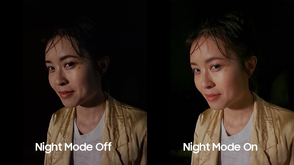 저조도 야간 촬영