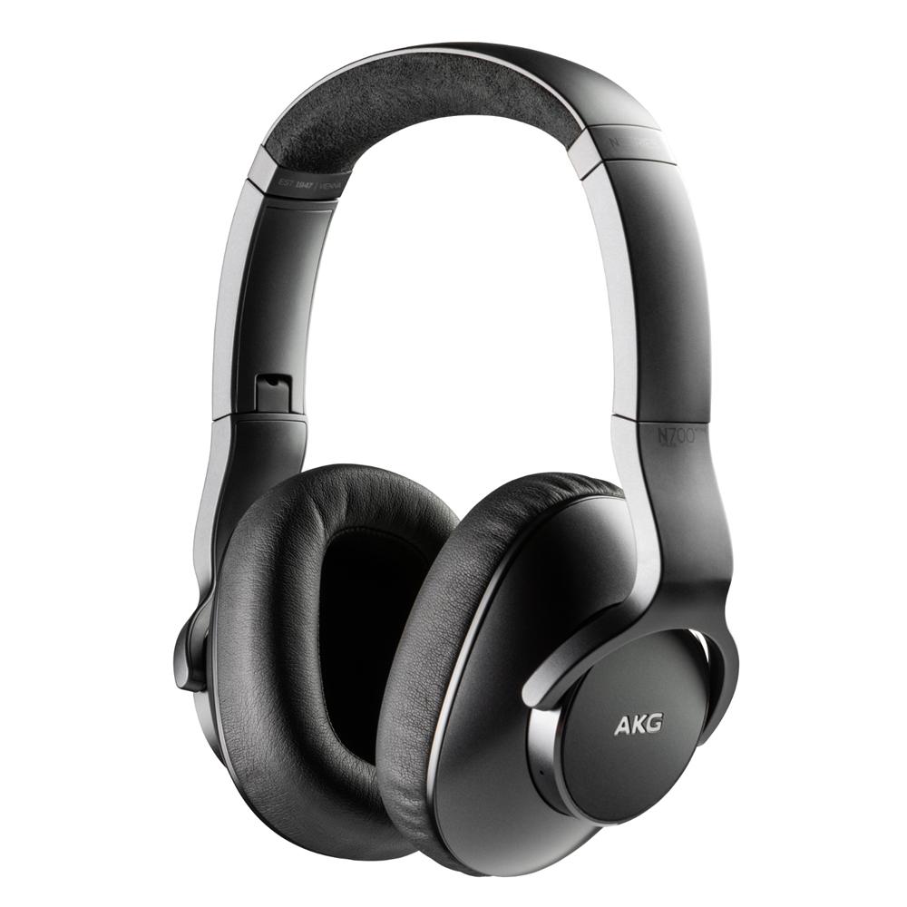 삼성전자 오디오 브랜드 AKG의 노이즈캔슬링 헤드폰 N700이 대한항공 퍼스트클래스 전용 공식 헤드폰으로 선정됐다. 사진은 AKG N700 제품 사진