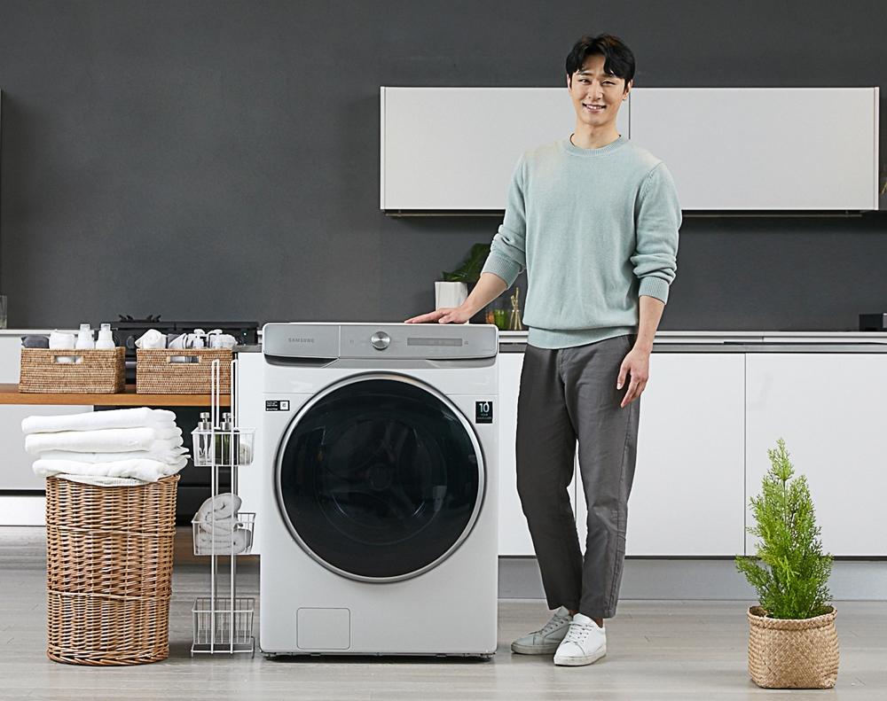 그랑데AI 세탁기 국내 최대 용량 출시(1)
