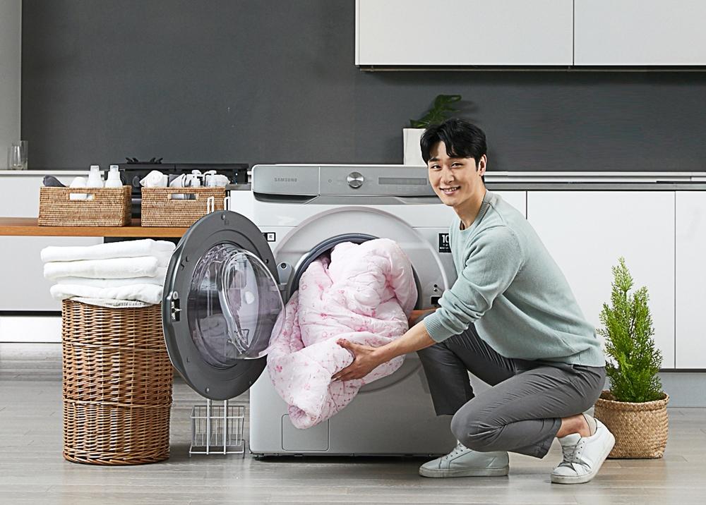 그랑데AI 세탁기 국내 최대 용량 출시(2)