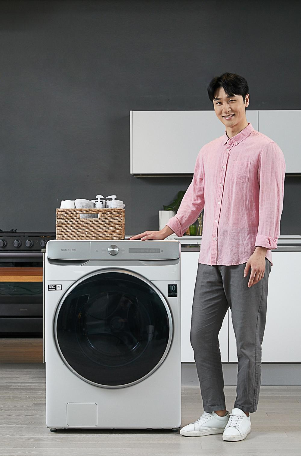 그랑데AI 세탁기 국내 최대 용량 출시(3)