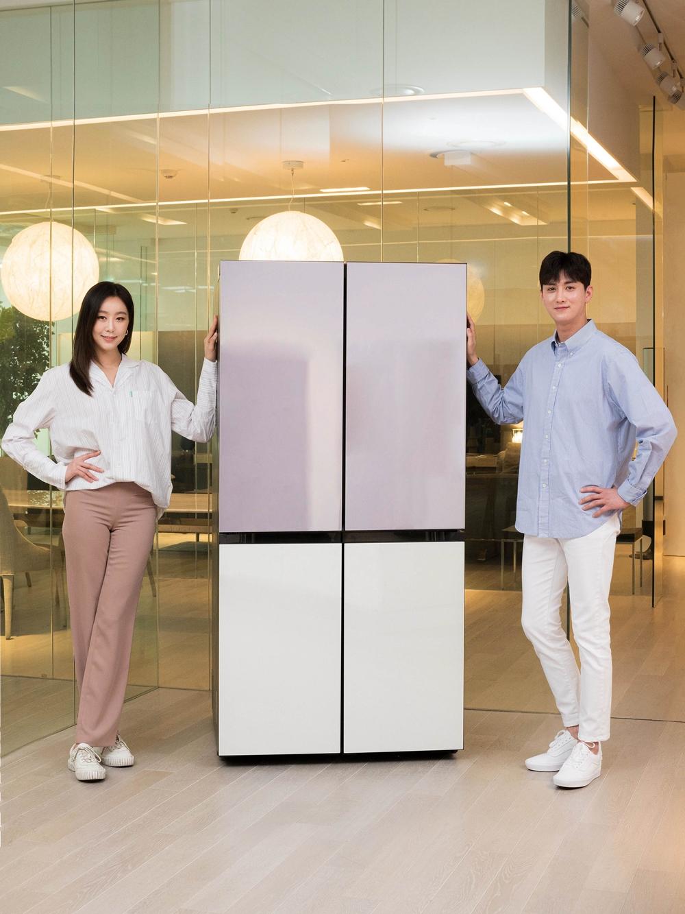 더 새로워진 비스포크 냉장고(2)