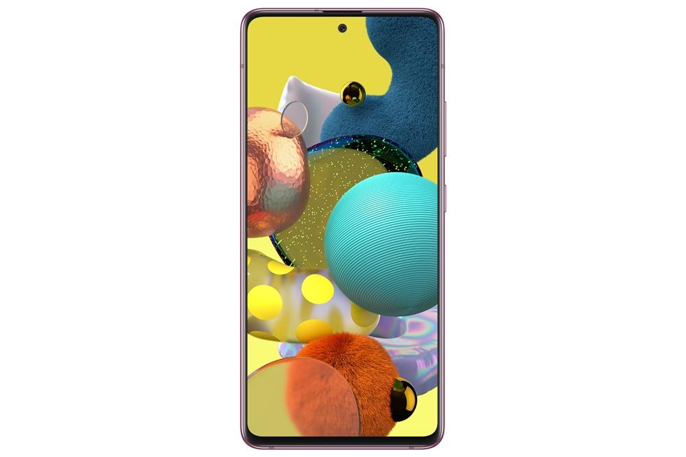 삼성 갤럭시 A51 5G_프리즘 큐브 핑크 (2)