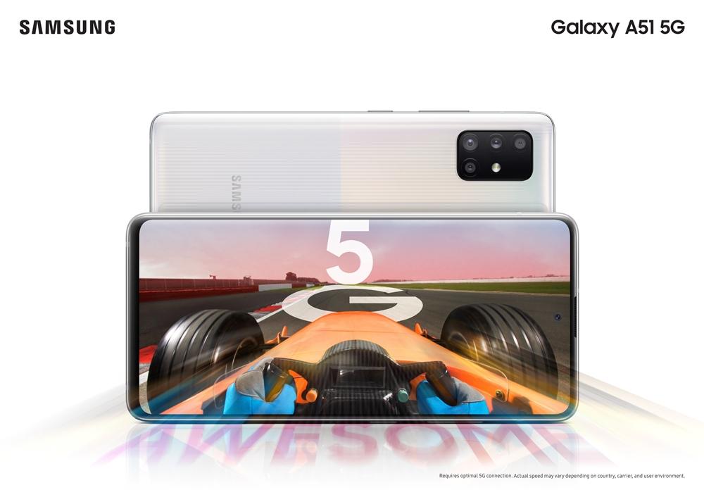 SAMSUNG Galaxy A51 5G 5G AWESOME