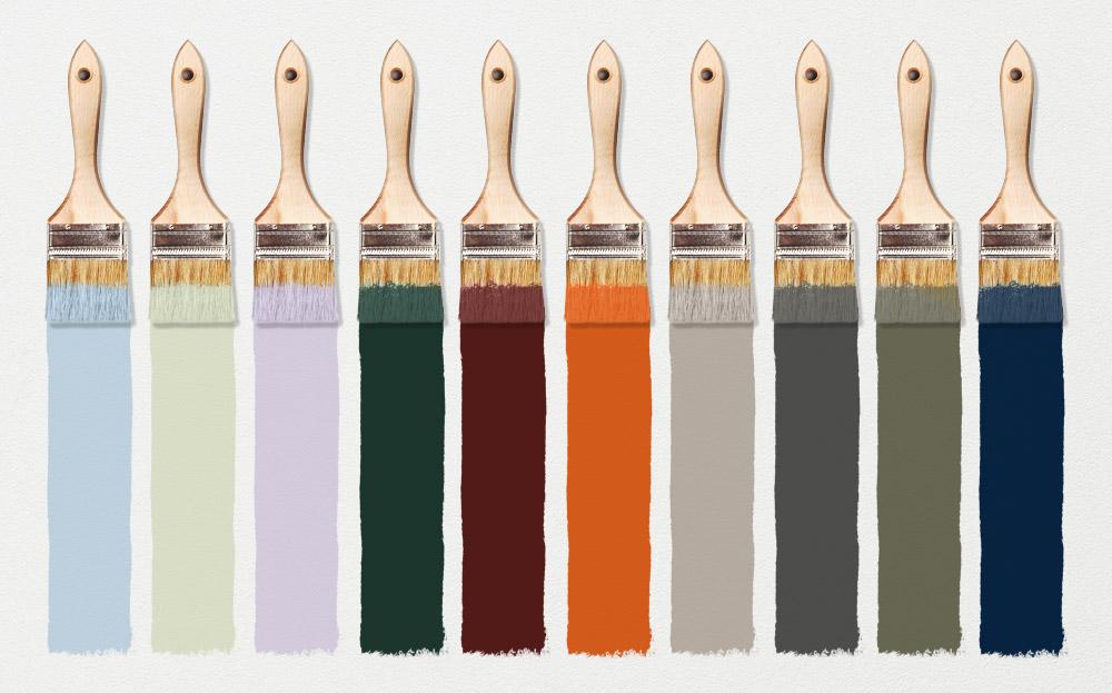 △ 비스포크 새로운 색상 10종. 왼쪽부터 스카이블루, 펀그린, 라벤더, 딥그린, 버건디, 오렌지, 베이지, 우드, 올리브, 네이비