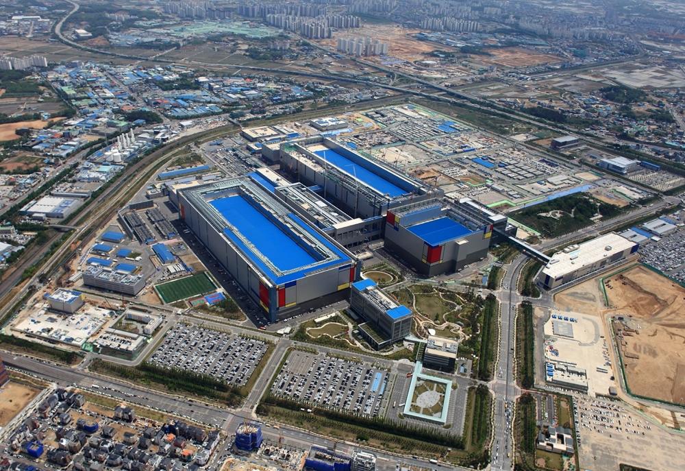 [보도사진2] 평택캠퍼스 항공 사진
