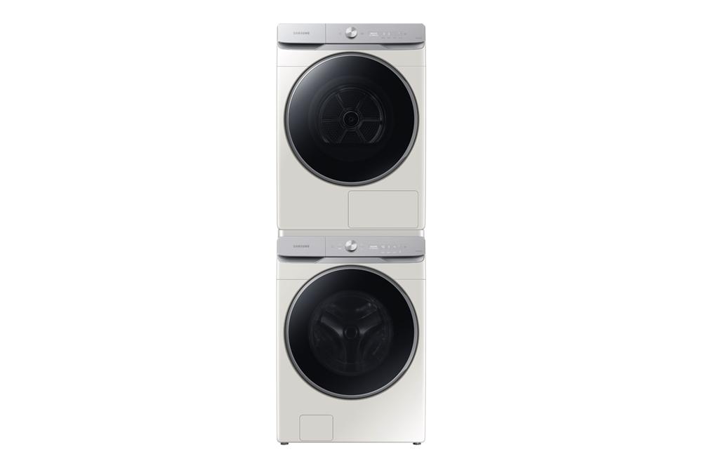 삼성 그랑데 AI 건조기(위)·세탁기(아래) 제품사진