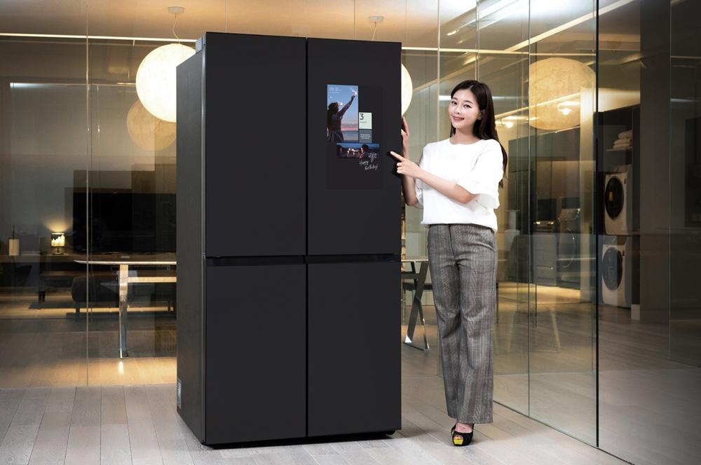 패밀리허브 적용한 비스포크 냉장고 출시(1)