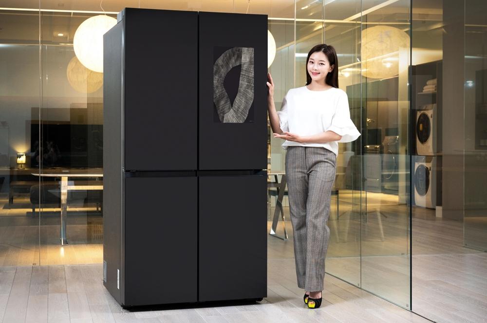 패밀리허브 적용한 비스포크 냉장고 출시(2)