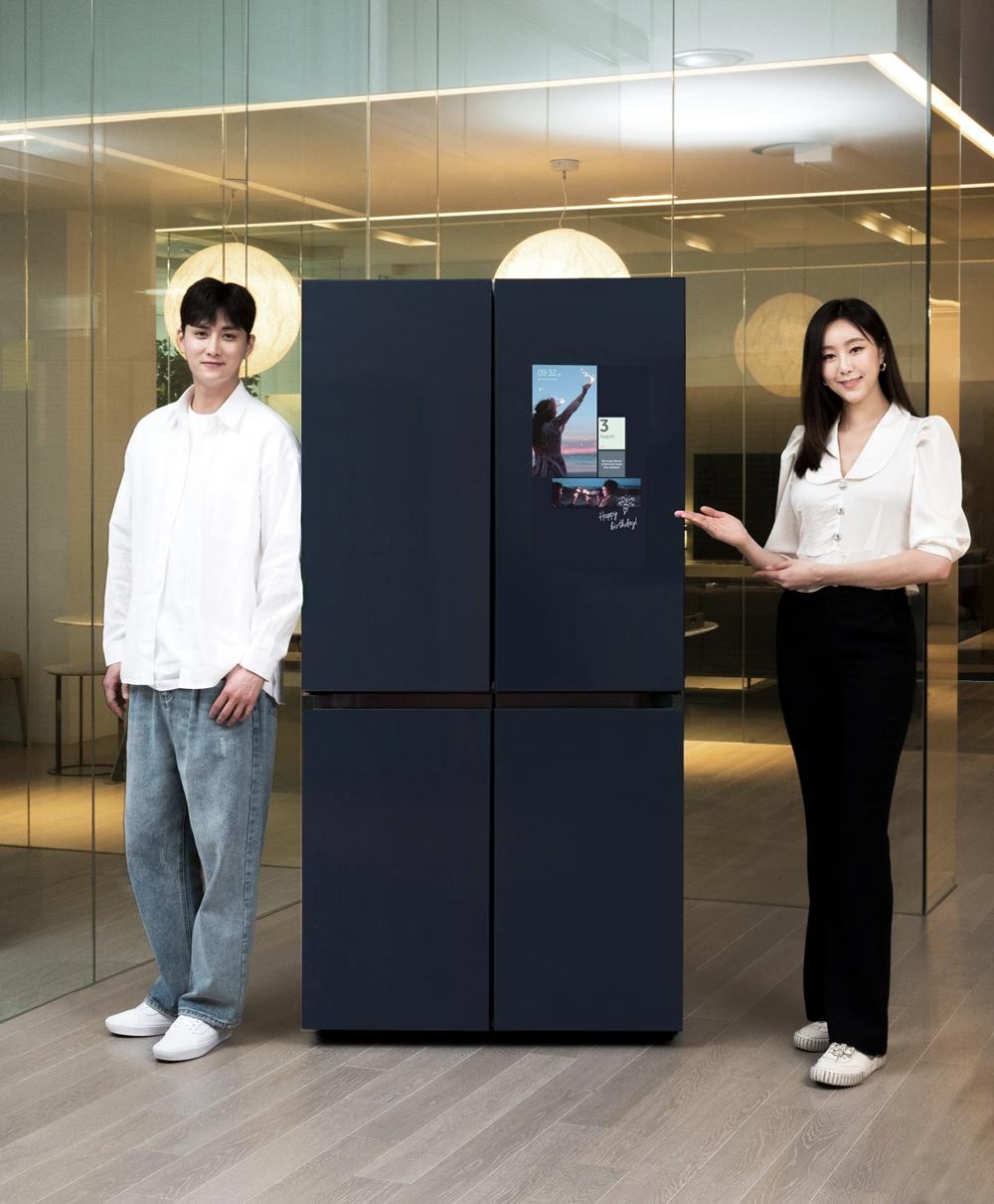 패밀리허브 적용한 비스포크 냉장고 출시(3)