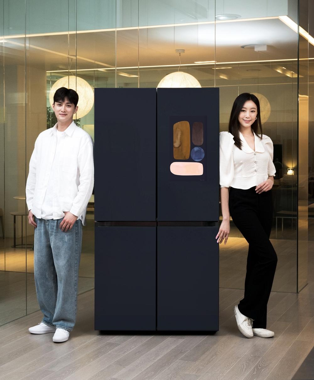 패밀리허브 적용한 비스포크 냉장고 출시(4)