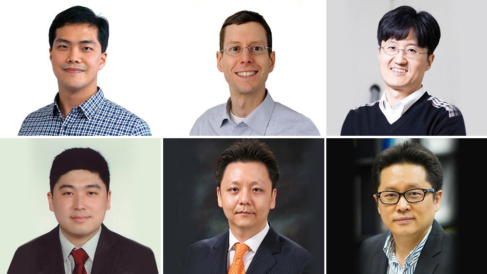 삼성미래기술육성사업 2020년 상반기 지원 과제에 선정된 교수들