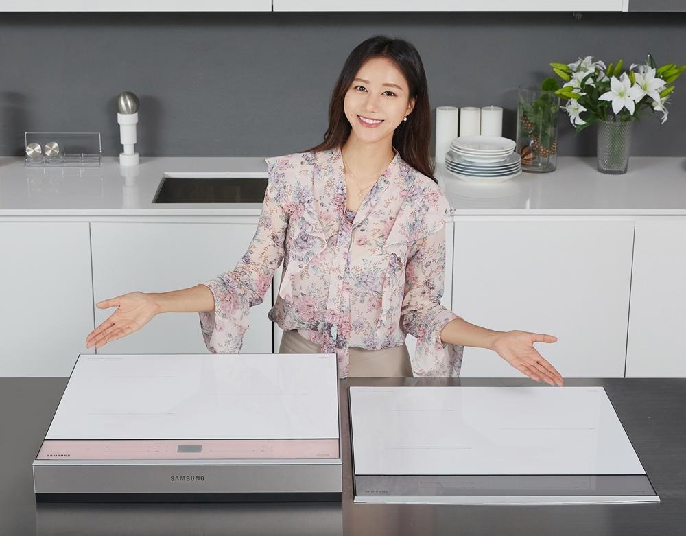 삼성전자, 비스포크 색상 입은 '올 인덕션' 신제품 출시(2)