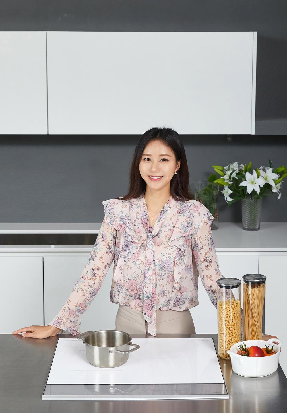 삼성전자, 비스포크 색상 입은 '올 인덕션' 신제품 출시(4)