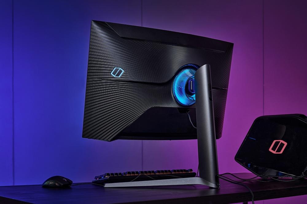 삼성전자 업계 최초 1000R 곡률 게이밍 모니터 오디세이 G7 국내 출시(5)