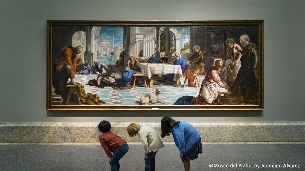 마드리드의 프라도 미술관(Museo Nacional del Prado), @Museo del Prado, by Jerónimo Alvarez