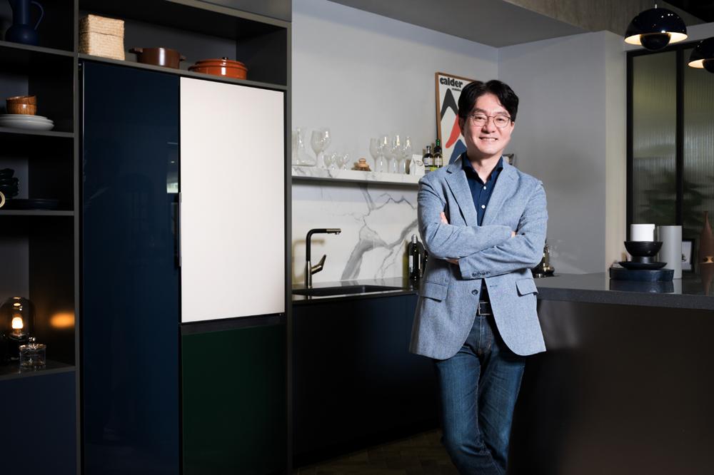 삼성전자 생활가전 사업부 디자인팀 팀장 최중열 전무