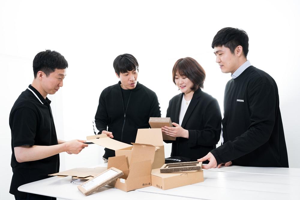 삼성전자무선사업부 허령, 이일용, 강연진, 지수환 씨