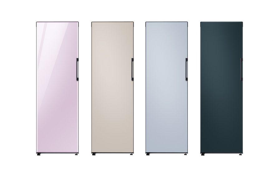 삼성 유럽향 비스포크 냉장고 제품사진