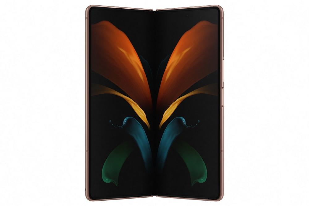 삼성 갤럭시 Z 폴드2_미스틱 브론즈 (2)