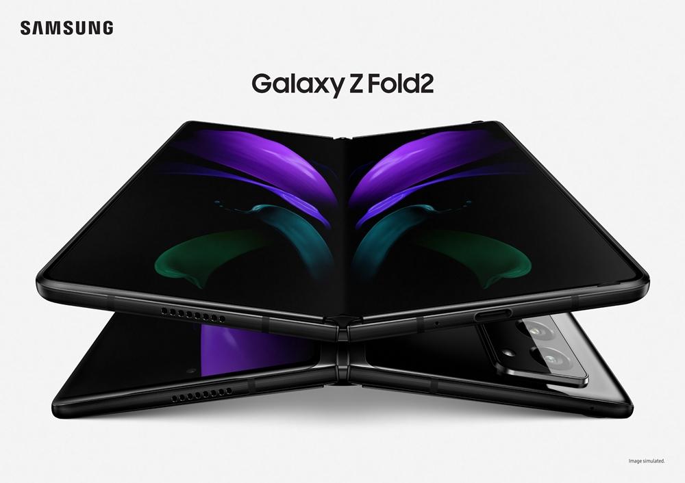 삼성 갤럭시 Z 폴드2_미스틱 블랙 (1)