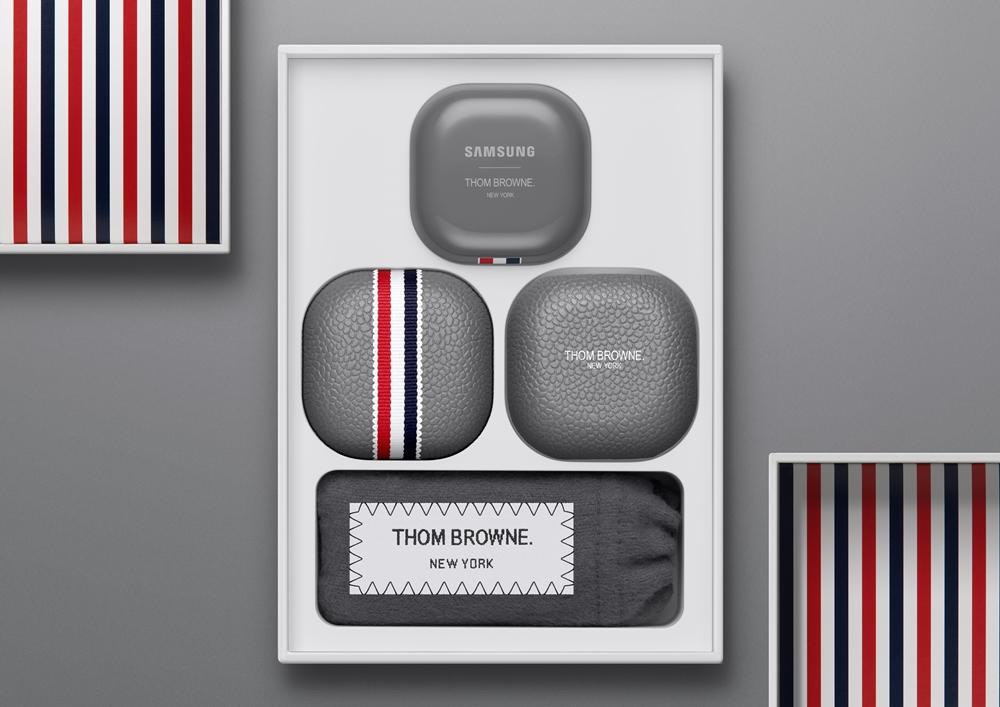 갤럭시 Z 폴드2 톰 브라운 에디션 패키지 버즈 라이브