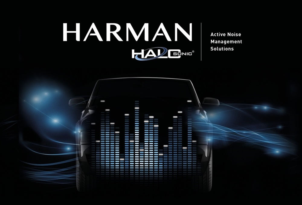 HARMAN HALOSONIC Active Noise Management Solutions