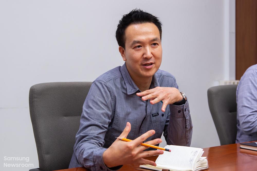 삼성전자 환경규격그룹 김민관 프로
