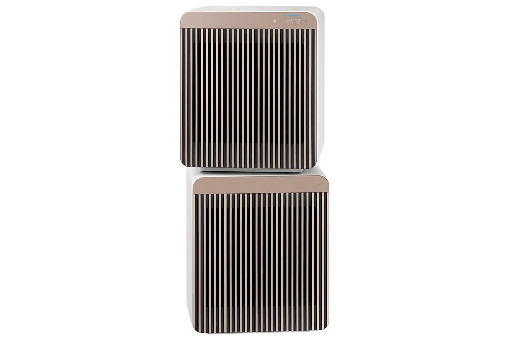 비스포크 큐브 에어(BESPOKE 큐브™ Air) 106㎡형 제품사진.