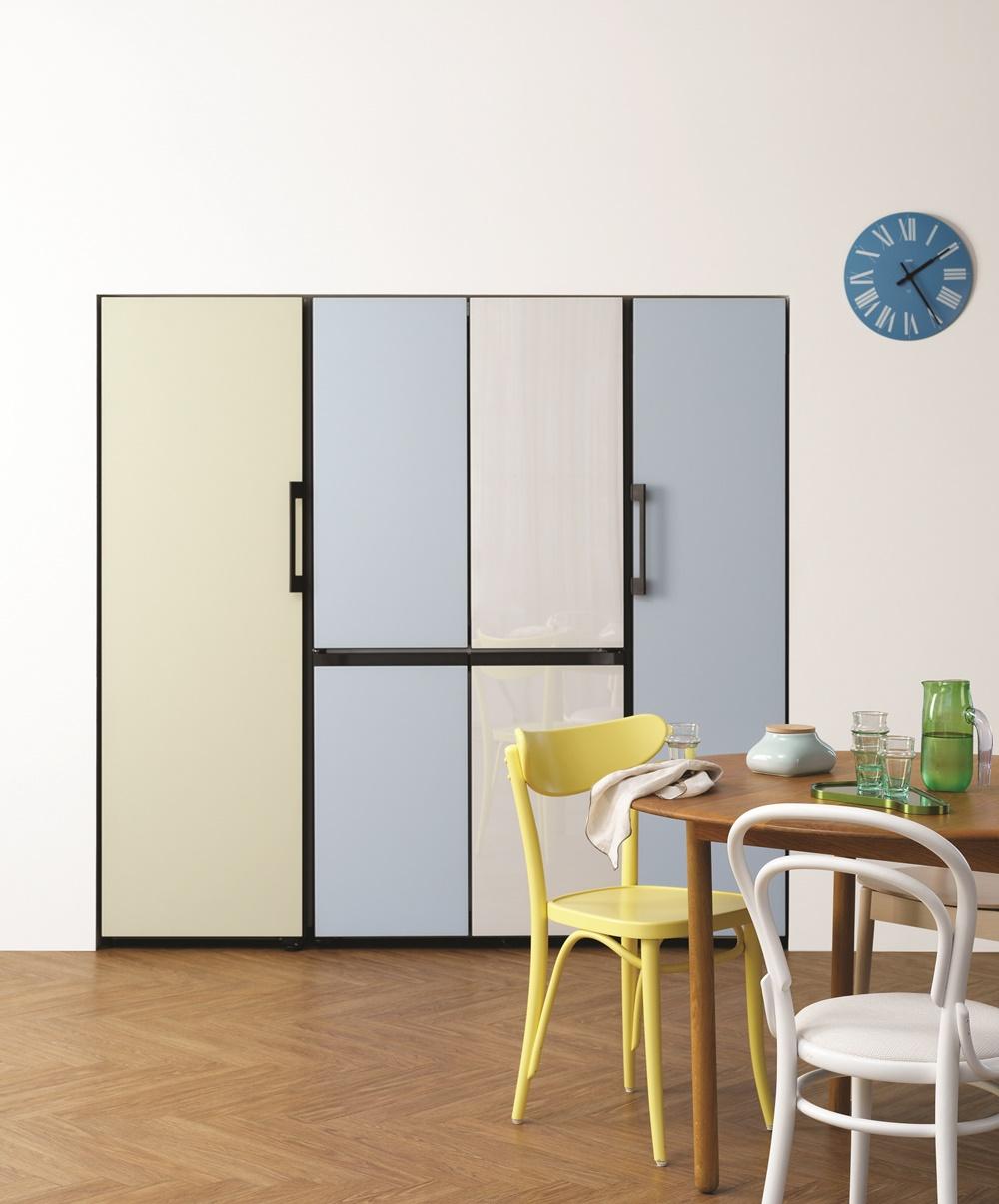 삼성전자 비스포크 냉장고 라이프스타일 이미지