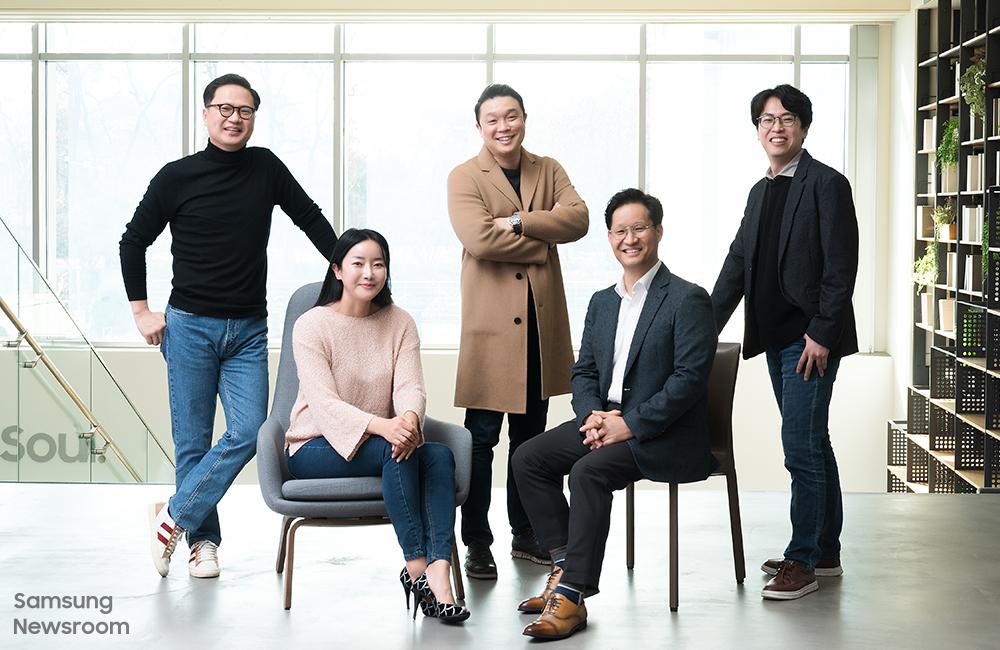 삼성리서치 오픈소스그룹 임직원들