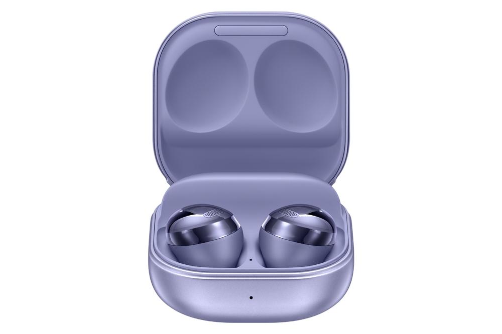 삼성 '갤럭시 버즈 프로' 팬텀 바이올렛 색상 제품 이미지