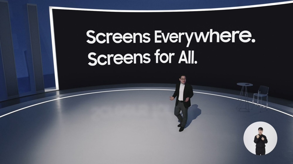 Screens Everywhere, Screens for All.