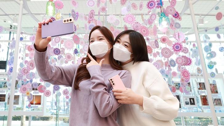 삼성 전자 '갤럭시 S21', '크루징'출시 초 … 전작 대비 매출 30 % 증가 – Samsung Newsroom Korea