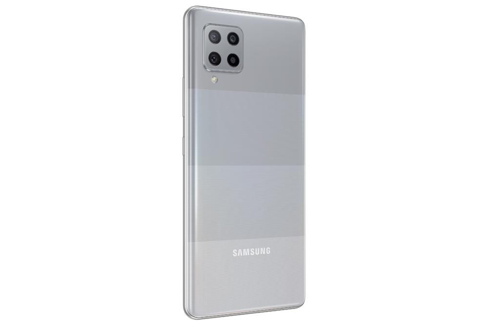 삼성 갤럭시 A42 5G 프리즘 닷 그레이 (2)