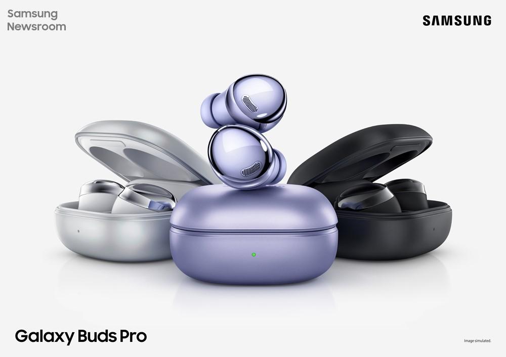▲갤럭시 버즈 프로(Galaxy Buds Pro)