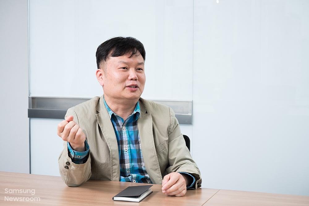삼성전자 송용주 씨