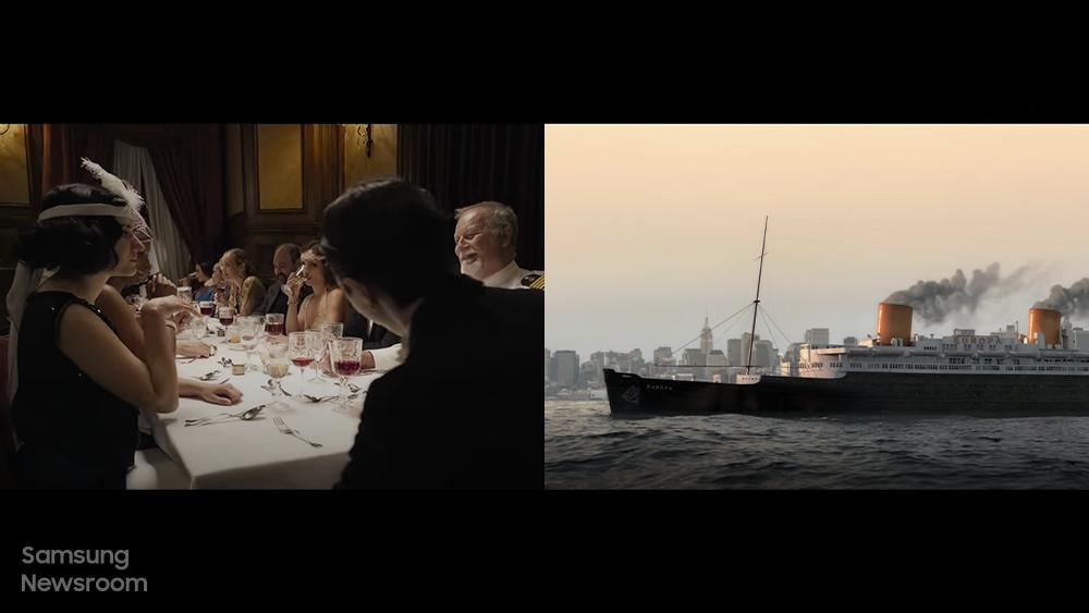 갤럭시 S21 울트라 5G만으로 촬영한 포르투갈 영화 '아이돌'