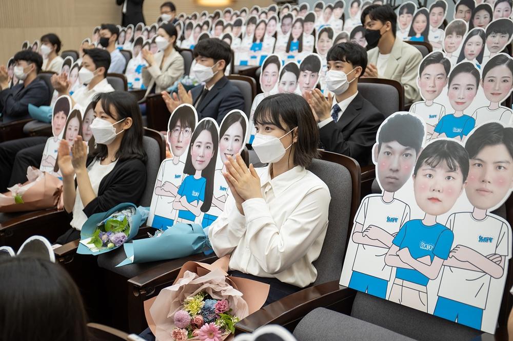 삼성청년SW아카데미 4기 수료식