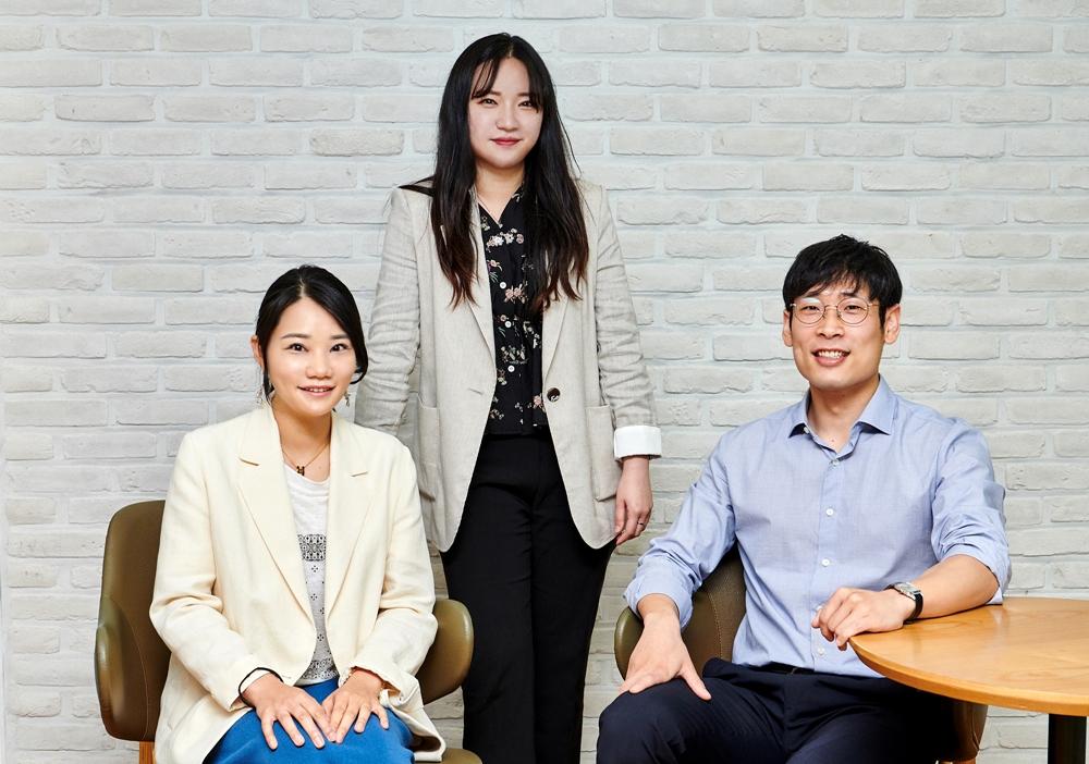 [이미지] 삼성전자 DS부문 환경팀 임직원들