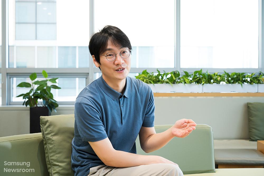 삼성전자 종합기술원 윤영준 전문연구원